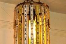 Christine / Gave lamp