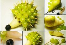 figuras de frutas
