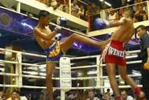 Muay Thai -- Thai Boxing