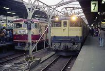 思い出の列車