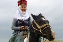 Trekking Kirgistan / Trekking in der Schweiz Zentralasiens