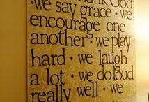Words  / by Jody Douglas Laporte