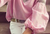Boho Blusen - mühelos, elegant, feminin.
