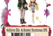 Ever After High Dolls / by Trina Lewis