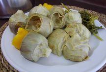 SECRETOS DE COCINA / by Lolitoba recetasparamishijos blog