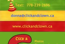 Click & Clown Company Photos