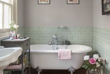 Project: Soft Furnishings. Interior Design Ideas. Tiles and Bathrooms.