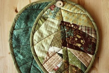 quilt, small