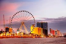 Featured Destination: Myrtle Beach / Things to do at Myrtle Beach! If you want to share your best #myrtlebeach tips, email us at pinterest@allegiantair.com to become a contributor!