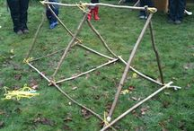Base forest school ideas