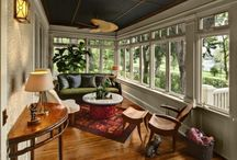 For the Home: Sunroom / by Jennifer Winters