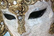 Labyrinth masquerade ball mask idea