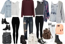 Scholl outfits