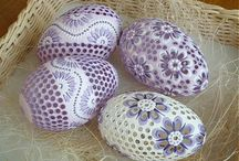 Kraslice (Easter Eggs)