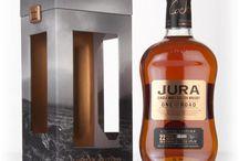 Jura single malt scotch whisky / Jura single malt scotch whisky