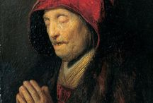 Rembrandt van Rijn / Dutch artist (1696-1669)