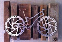 Arte de bicicleta