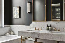 Klasyczne łazienki
