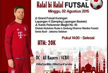 Halal Bi Halal FCBFI