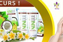Concurs Biostop / Concurs Biostop, castiga o gama completa de cosmetice Bio: Nonique Tropical