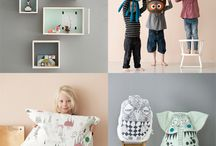 things for kids / by Lindsey Phillips