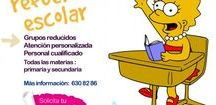 Clases particulares carteles