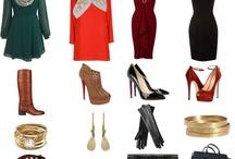 Dresses! / by Nadia