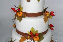 jesenné torty