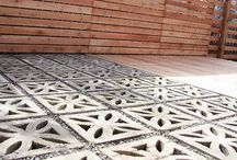 Outdoor flooring / Tiles