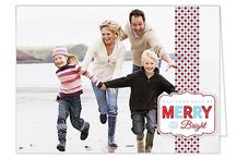 Happy Holiday! / Photo holiday cards / by The Paper Cottage