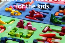 Activities for tots
