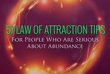 Law of attractiom