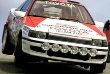 Epic Rally Cars