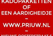 Friese Streekwinkel Priuw Leeuwarden / * Priuw verkozen tot Leukste Winkel van Nederland 2017 *   Nieuwe Oosterstraat 6 in Leeuwarden.    Delicatessenwinkel.  streekproducten, speciaalbier, specialiteiten en souveniers uit Friesland.
