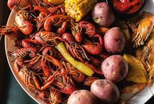 Louisiana Recipes and Cuisine / by LSU Law Center Library