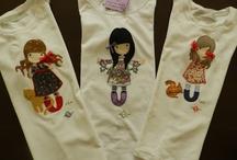 muñecas bordadas