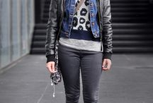 Street style inspired