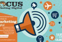 Marketing Digital / Somos una Agencia de Marketing Digital. Lo asistimos en Publicidad online, Posicionamiento en Google, Email Marketing, Ventas y Desarrollos Web.