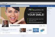 North Dallas Dental Center Custom Web Design / CI WebGroup welcomes you to our collection of Custom Website, Interior Pages, Banners and Social Media Designs for our client Dr. Jason Roe DDS. Professionally done by CI WebGroup