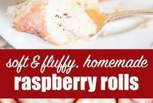 Recipes: Sweet Rolls