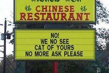Things we say#randomness#WTF