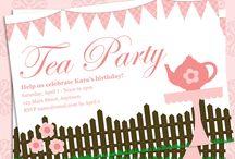 Festa Tea Party / Referências