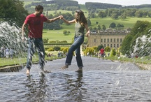 Chatsworth House Cascade, Holiday Cottages