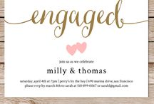 Printable invitation ideas