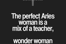 Being Aries
