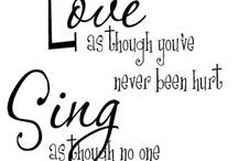 Quotes I love / by Jenifer Pressley