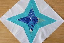 paper piece patterns / by Sammie Harrison