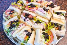 Party Time Ideas - Catering / We cater - call us and get the party started