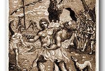 ΔΗΜΗΤΡΗΣ ΓΑΛΑΝΗΣ, ΧΑΡΑΚΤΙΚΑ ΓΙΑ ΤΑ ΕΙΔΥΛΛΙΑ ΤΟΥ ΘΕΟΚΡΙΤΟΥ