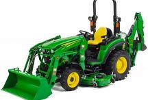 compakt traktor